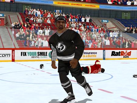 Hockey Fight Lite 1.67 screenshot 99340