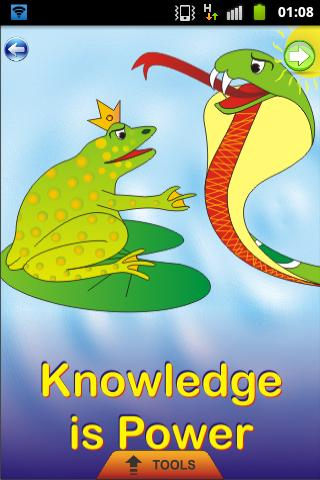 Knowledge is Power -Kids Story