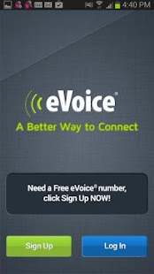 eVoice Business Phone Numbers - screenshot thumbnail