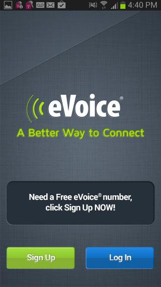 eVoice Business Phone Numbers - screenshot