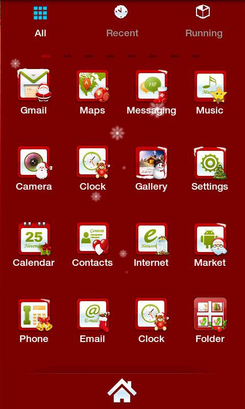 Only You GO Launcher EX Theme - screenshot