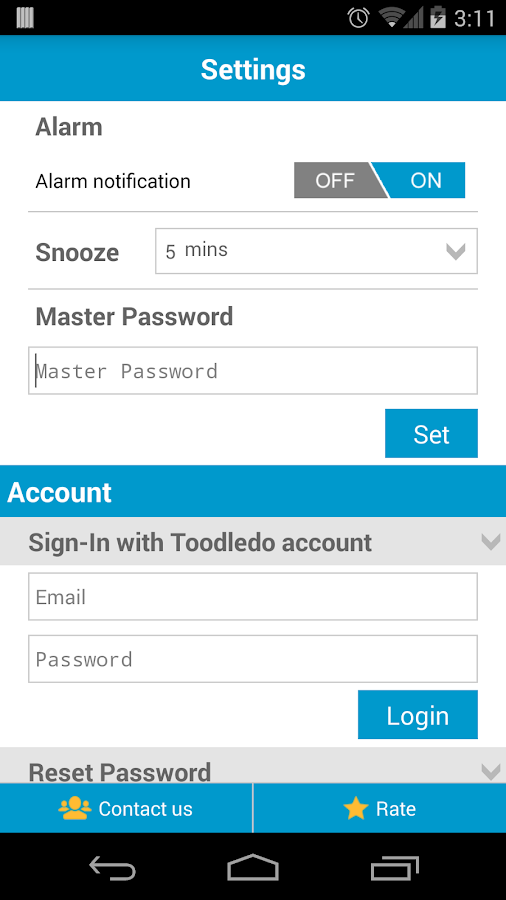 Awesome ToDo & Toodledo Tasks- screenshot