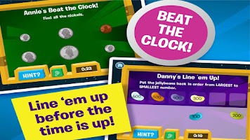 Screenshot of Electric Company Party Game