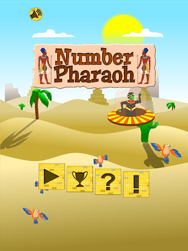 【免費解謎App】Number Pharaoh-APP點子
