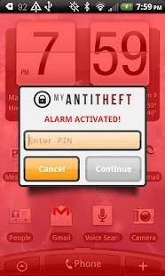 My AntiTheft & Antivirus - screenshot thumbnail
