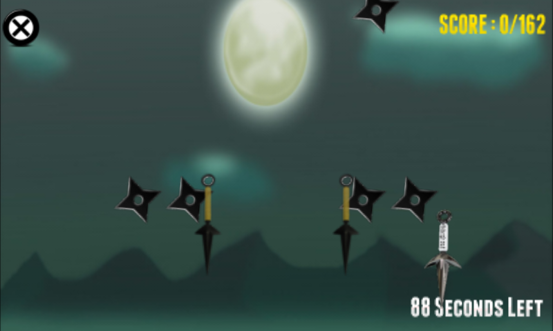Ninja Shuriken - screenshot