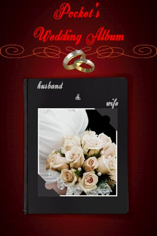 Wedding Album - screenshot
