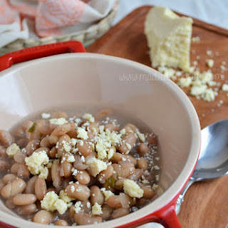 Baked Beans, Prepared Without a Pressure Cooker.
