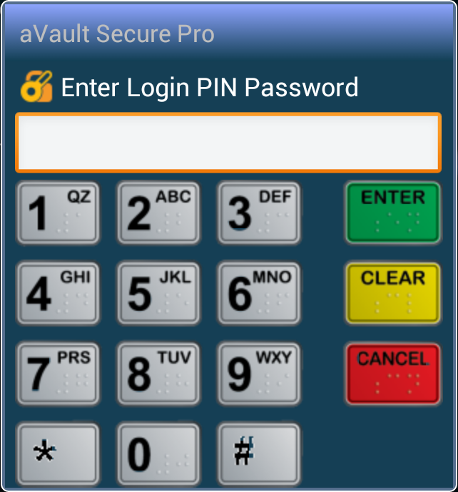 aVault Secure Documents Pro- screenshot