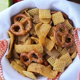 Slow-Cooker Fiesta Ranch Chex™ Mix.