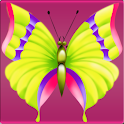Beautiful Butterflies Icons logo