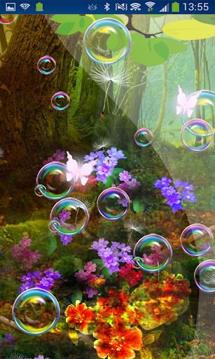 Mystical 3d Garden LWP