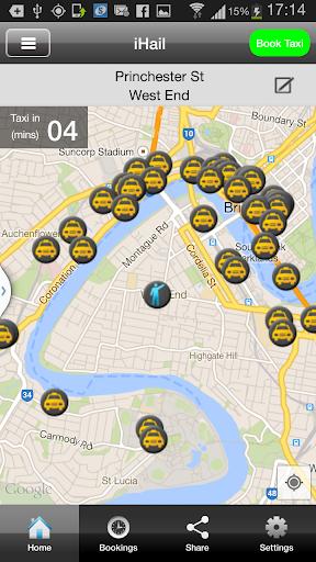 Black White Cabs Brisbane