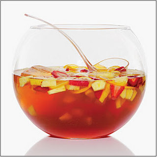 Sunset's Spring Punch.