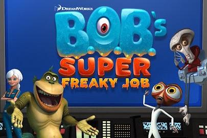 B.O.B.'s Super Freaky Job Screenshot 1