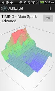 ALDLdroid: miniatura de captura de pantalla