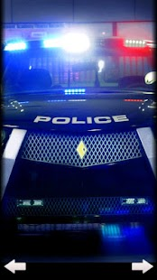 Police car ringtones - screenshot thumbnail