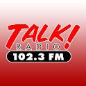 Talk Radio 102.3 icon