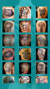 Men Tattoo Album - screenshot thumbnail