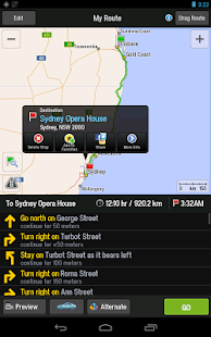 CoPilot AUS + NZ Navigation- screenshot thumbnail