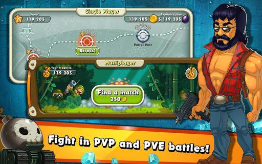 Jungle Heat: War of Clans 2.0.17 screenshots 15
