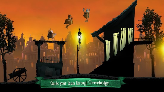 The Boxtrolls: Slide 'N' Sneak Screenshot 12