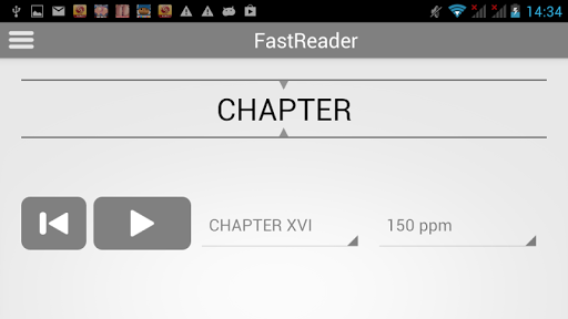 FastReader - 1000 words 1 min