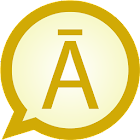 Latvian MessagEase Wordlist icon