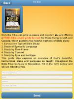 Screenshot of Bible Trivia Quiz Free Bible G