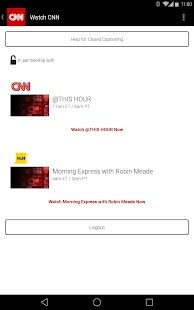 CNN Breaking US & World News - screenshot thumbnail
