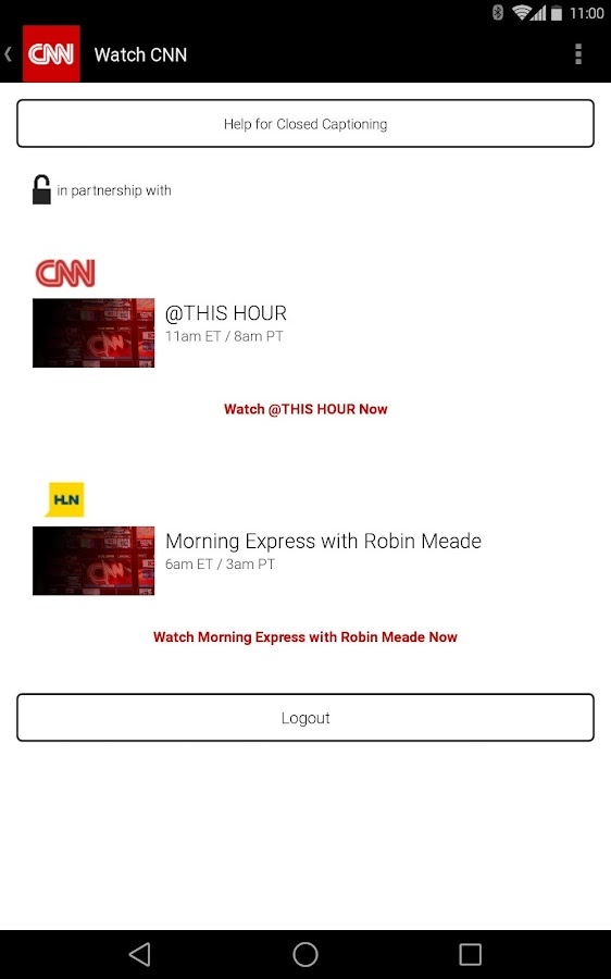 CNN Breaking US & World News - screenshot