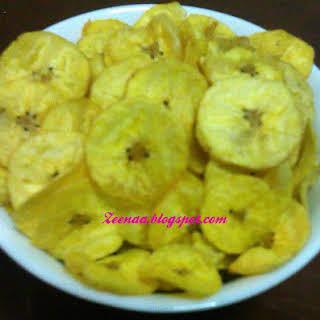 Kerala Banana chips.