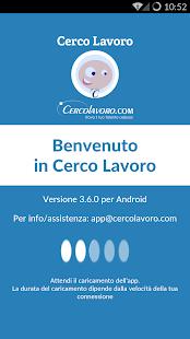 Cerco Lavoro - screenshot thumbnail