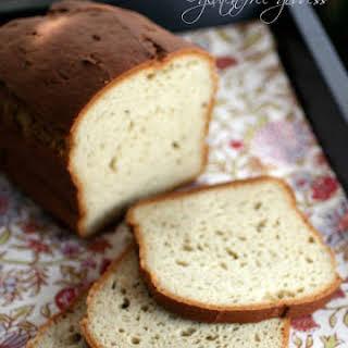 Delicious Gluten-Free Bread.