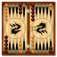 Backgammon for Lollipop - Android 5.0