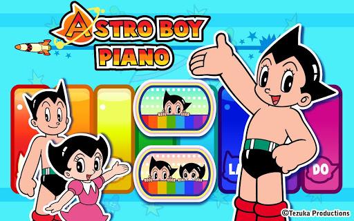 Astro Boy Piano