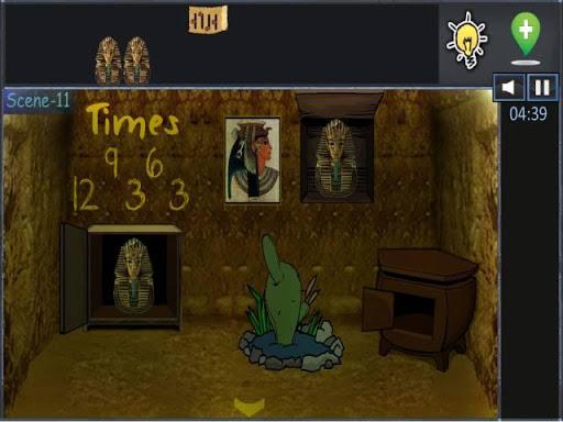 神廟逃亡:逃出埃及法老神廟 - 史上最有邏輯性的解密遊戲