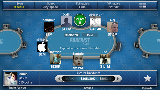 Texas Poker Lite- screenshot thumbnail