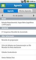 Screenshot of Rio+20 Vivo