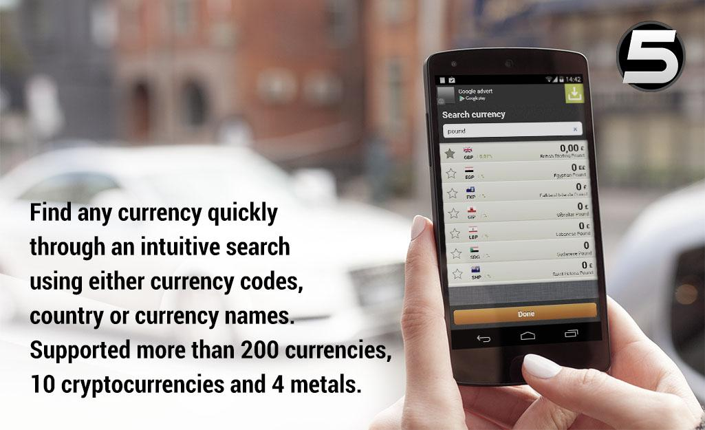 Currency! Free Money Converter- screenshot