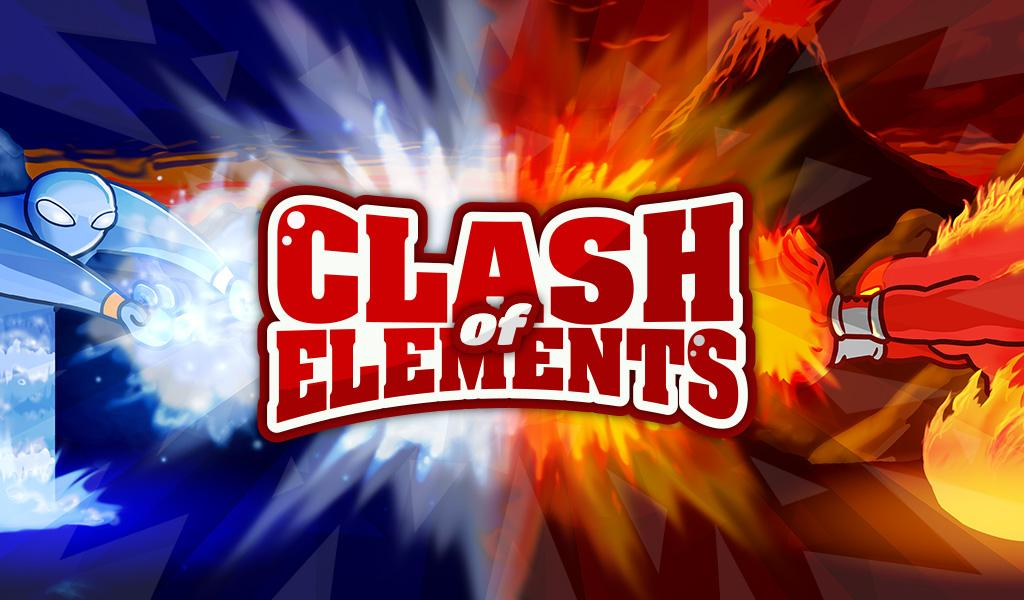 Clash of Elements- screenshot