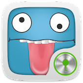 Joker GO Locker Reward Theme APK for Bluestacks