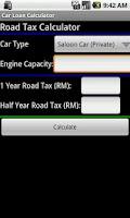 Screenshot of Car Loan Payment Calculator