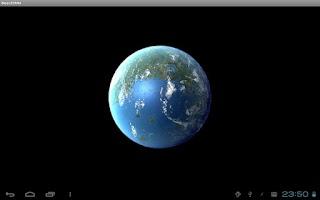 Screenshot of Moon Terra 3D