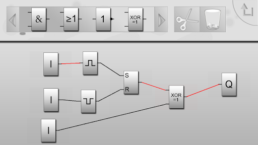 Logic circuit Power Tool