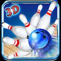 Strike Pin-bowling 3D icon