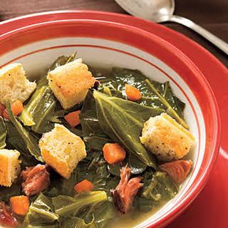 Pot Likker Soup.