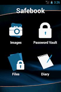 Safe book - screenshot thumbnail