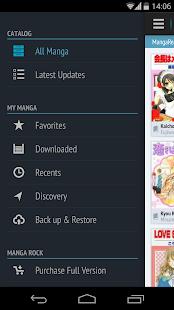 Manga Rock - Best Manga Reader - screenshot thumbnail