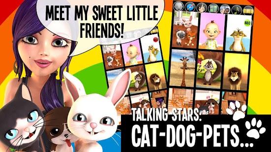 說到星級:貓犬寵物